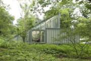 Le case serra di Hiroshi Iguchi