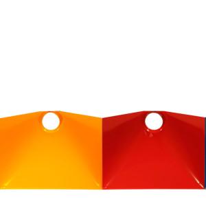 Nasce la cappa colorata di Madori design