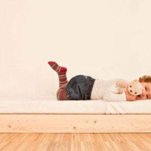 Lettino futon